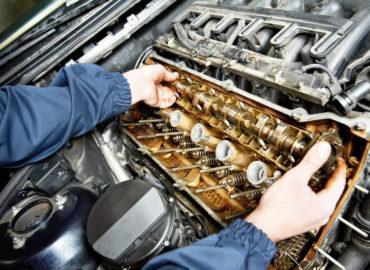 Ремонт двигателей и трансмиссий